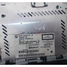 Радио CD player за BMW E82 118D 65129258173 13264010