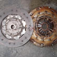 Феродов и притискателен диск за VW PASSAT 6 2.0 TDI CR 6 SPEED Friction disk & presure plate