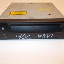PEUGEOT 406  NAVIGATION GPS CD ROM DVD Player  964592148000