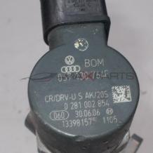 Регулатор налягане за AUDI A6 4F 3.0 TDI Pressure regulator   057130764F  0281002854