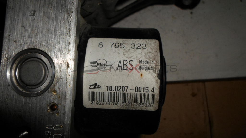 ABS модул за MINI COOPER 1.6i 16V ABS PUMP 6765325 10097008523 5WK84024 6765323  10020700154