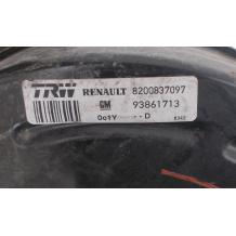 Серво усилвател за Opel Vivaro BRAKE SERVO 8200837097 93861713