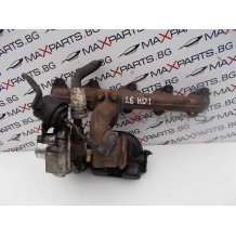 Турбо компресор за Peugeot Partner 1.6HDI 90hp TURBO COMPRESSOR 9657603780