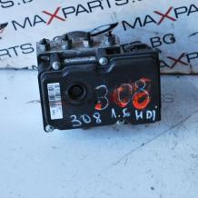ABS Модул за   PEUGEOT 308 1.6HDI    0265800884