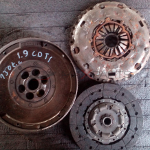 ZAFIRA B 1.9 CDTI 150HP Clutch kit