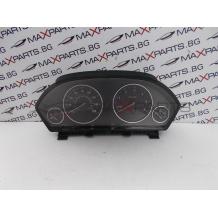 Табло за BMW F30 330D Instrument Cluster 9232895 30011129 9325222-01 14369510