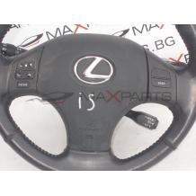 AIR BAG волан за Lexus IS220 STEERING WHEEL AIRBAG