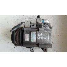 Клима компресор за KIA SORENTO 2.5 CRDI A/C COMPRESSOR 977013E350  97701-3E350