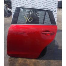 Задна лява врата за Mazda 6 комби ЦЕНАТА Е ЗА НЕОБОРУДВАНА ВРАТА