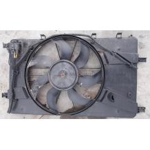 Перка охлаждане за OPEL ASTRA J 2.0 CDTI Radiator fan 13360890  13289627