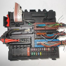 Бушонно табло за OPEL VECTRA C FUSE BOX 13189921