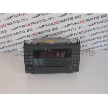 Радио player за Mercedes Benz A-Class W169 A1698206189