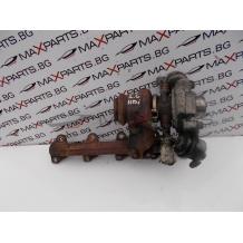 Турбо компресор за Peugeot 1.6HDI TURBO COMPRESSOR 9657530580