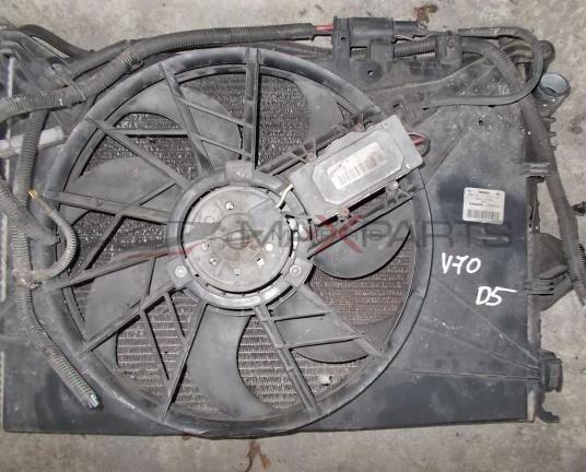Перка охлаждане за VOLVO V70 2.4 D5