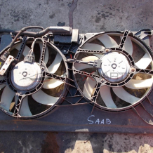 Перки охлаждане за SAAB 9-3 TID Radiator fans EM1226 878380V
