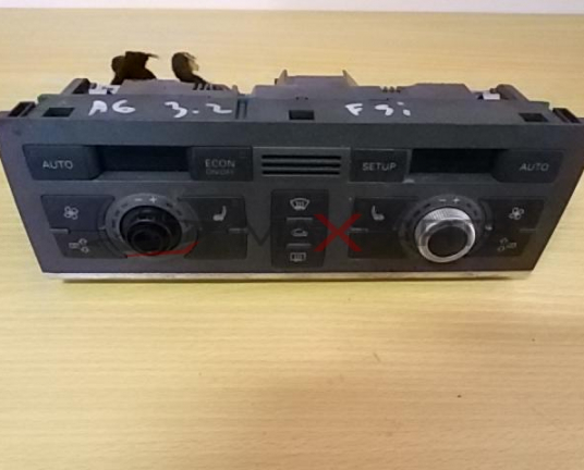 Audi A 6   2007 Heater Climate Controls