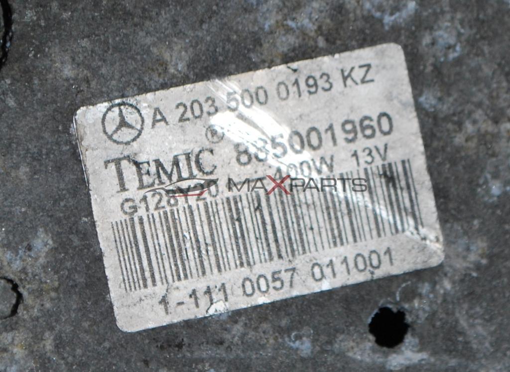 Перка за MERCEDES BENZ C-CLASS W203  2.2CDI      A 203 500 0193 KZ        A203500193KZ