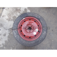 Резервна джанта с гума за RENAULT LAGUNA CONTINENTAL CST17 185/65R16 DOT 4407 SPARE WHEEL