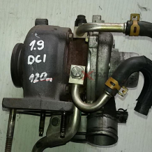 Турбо компресор за RENAULT LAGUNA 1.9 DCI 130 Hp  GT1746V  H8200398585  755507-4  8200398585