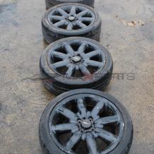 Алуминиеви джанти и гуми за MINI COOPER  205/45  R17