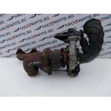 Турбо компресор за Peugeot 1.4HDI TURBO COMPRESSOR 54351014861