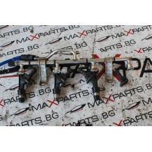 Бензинови инжектори с горивен рейл за Opel Corsa 1.2I 25343299