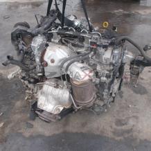 Двигател за TOYOTA AURIS 1.4 D4D 1ND- TV ENGINE