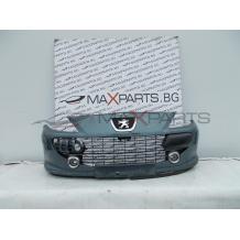 Предна броня за Peugeot 307 Face front bumper цената е за необорудвана броня