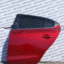 Задна лява врата за Mazda 3 хечбек