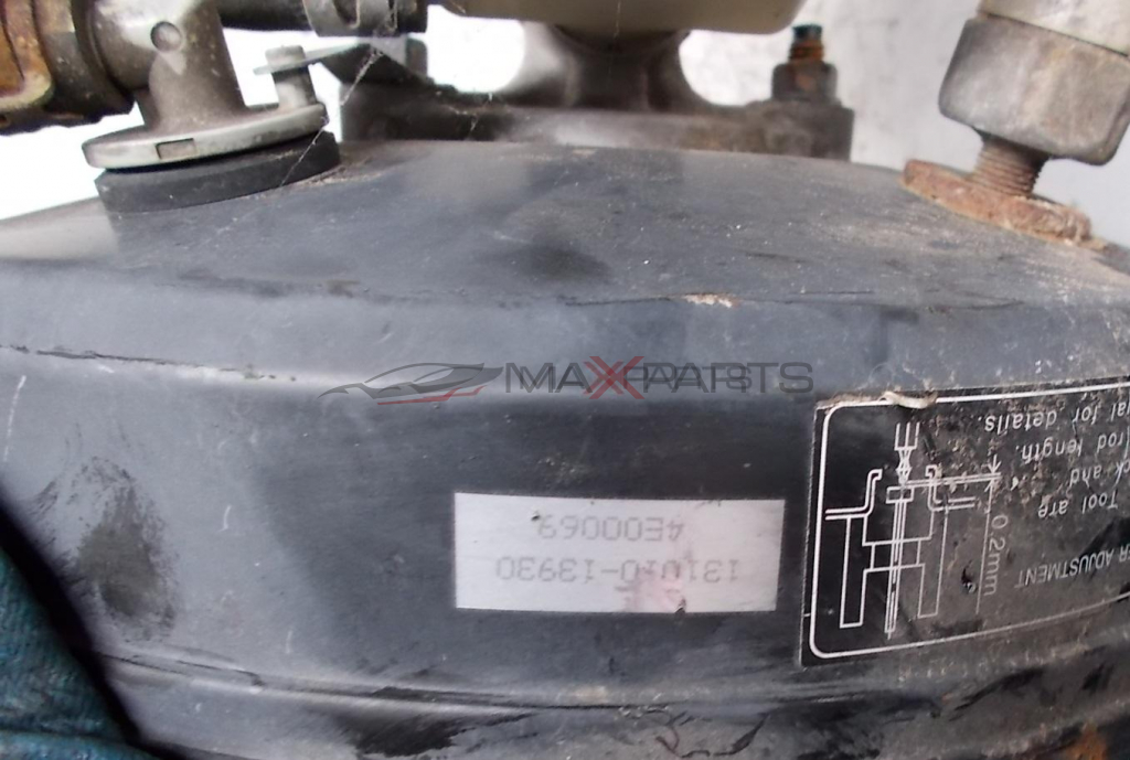 Серво усилвател за TOYOTA RAV 4 2.0 D4D BRAKE SERVO  131010-13930