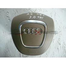 AUDI A 6 2005 STEERING WHEEL AIRBAG