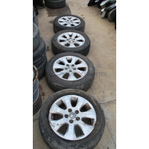 Алуминиеви джанти и гуми за OPEL INSIGNIA  255/55 R17