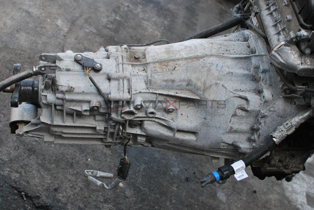 Скоростна кутия за Mercedes-Benz W205 2.2 blueCDI 1089301168 S702513071K РЪЧНА