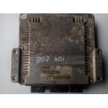 Компютър за PEUGEOT 807 2.2 HDI ECU 0281010363 9652590280