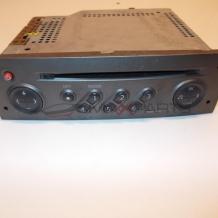 SCENIC II  Tuner List Radio/CD Player 8200300859