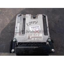 Компютър за AUDI A4 2.0TFSI ENGINE ECU 8E0910115K 0261S02210