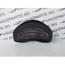 Измервателни уреди за Subaru Legacy  0603241 129280   85002AG 18 0353003