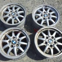 BMW E36  15'' ALUMINUM WHEELS