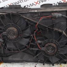 Перка с дифузьор за Chrysler 300C Cooling Fan