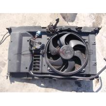 Перкa охлаждане за CITROEN C4 1.6 16V Radiator fan