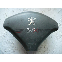 PEUGEOT 307 STEERING WHEEL AIRBAG