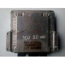 Компютър за PEUGEOT 307 2.0 HDI ENGINE ECU 0281012140  9658372980