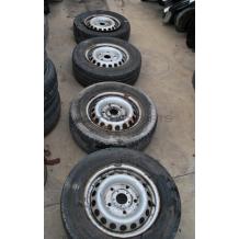Стоманени джанти и гуми за FORD TRANSIT 235/65 R16
