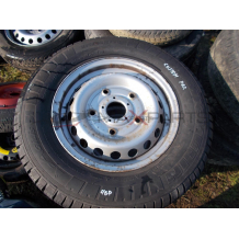 4бр. гуми MICHELIN AGILIS 51 215/65R15C DOT2114