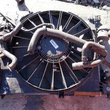 Перка охлаждане за JAGUAR S-TYPE 2.7D Radiator fan MB9528/X204