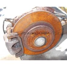 Заден спирачен диск за CITROEN C4 PICASSO brake disc