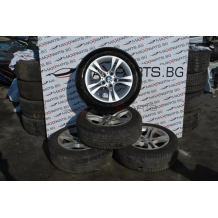 4 броя Алуминиеви джанти за BMW E90 205/55 R16  5x120  7Jx16 EH2+ IS31  BMW 6 780 907