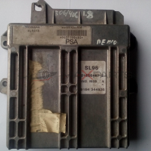 Компютър за PEUGEOT 406 1.8 PETROL ENGINE ECU  9637798480  21656467-2