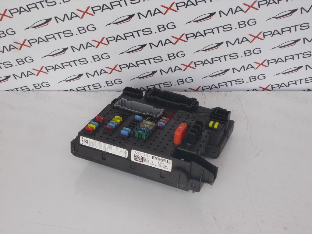 Volvo S60 Fuse Box 867639104w393 30728273 12217799