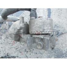 Корпус маслен филтър за NISSAN NAVARA 2.5 DCI OIL FILTER HOUSING